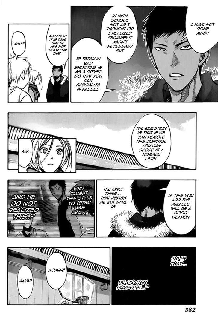 Kuroko no Basket Manga Chapter 145 - Image 02