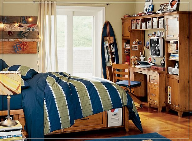 Teen bedroom designs for boys !!