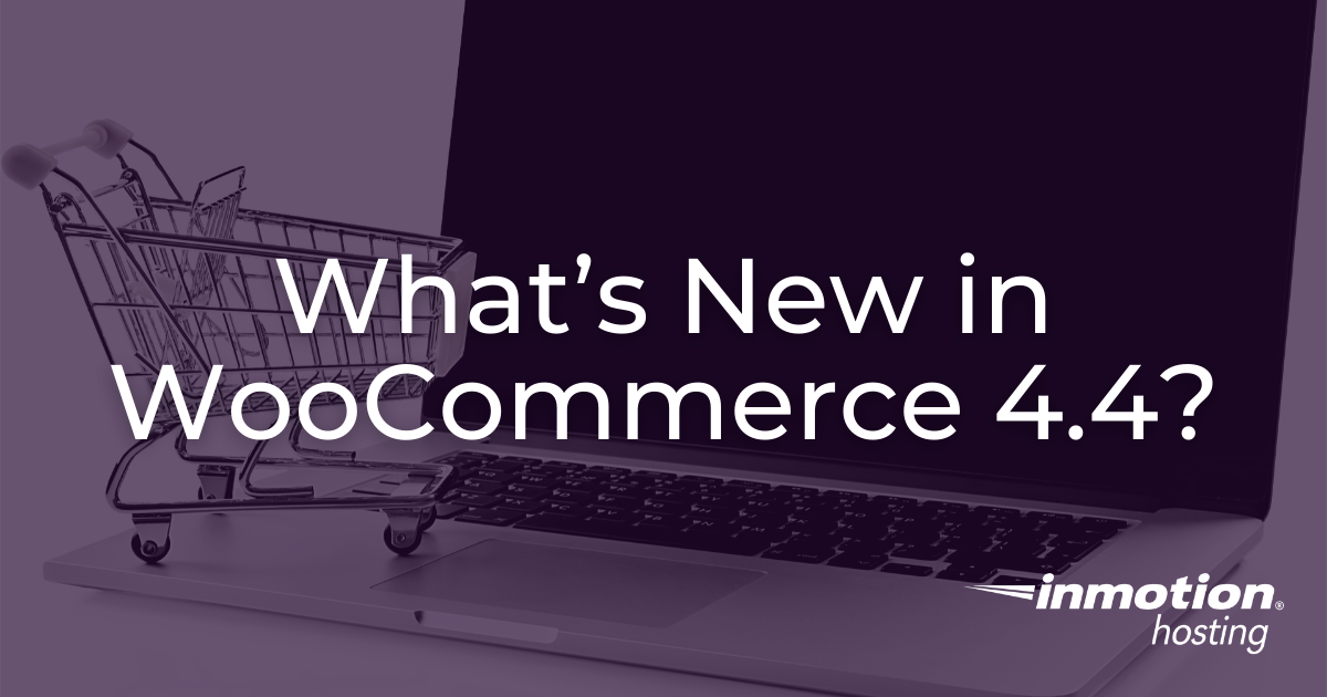 WooCommerce 4.4 brings with it several bug fixes and improvements, as well as some cool new features.