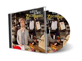 Zeca Baleiro – O Disco Do Ano