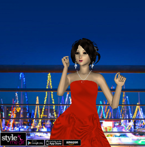 Lisa Opetersart Updated Style Me Girl Level 56 Yacht Party Victoria No Cash Items