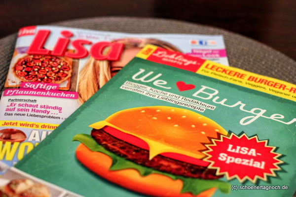 in der presse sch ner tag noch food blog mit leckeren rezepten f r jeden tag. Black Bedroom Furniture Sets. Home Design Ideas