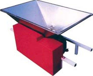Ερασιτεχνικός Σπαστήρας σταφυλιών (θλιπτήριο, μηχανή έκθλιψης σταφυλιών) τύπου Eno 2, του ιταλικού εργοστασίου Enoitalia