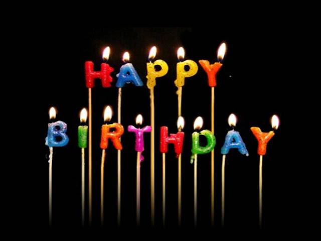 Happy birthday, velitas