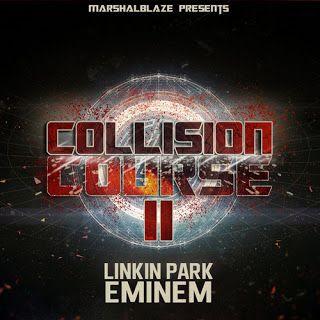 Download - CD Eminem e Linkin Park Collision Course II