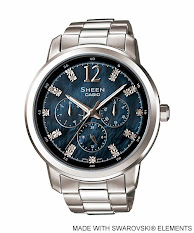 Casio Sheen : SHE-3025L