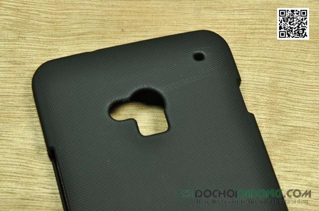 Ốp lưng HTC J One D802T NK vân sần