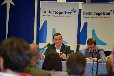 20-06-2013 - By Scott Campbell (+44) 0774 296 870 - Better Together public meeting, at Cumbernauld's Cornerstone House.