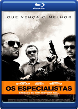 18 Os Especialistas + Legenda   BluRay 480p e 720p