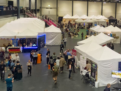 LonCon Fan village seen from level 1