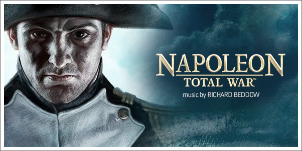 Napoleon: Total War (Game Soundtrack) by Richard Beddow - Review
