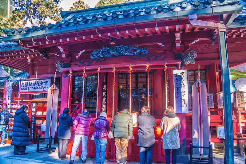 箱根神社 写真6