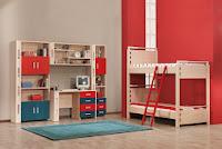 παιδικό δωμάτιο σύνθεση γραφείο νεανικό