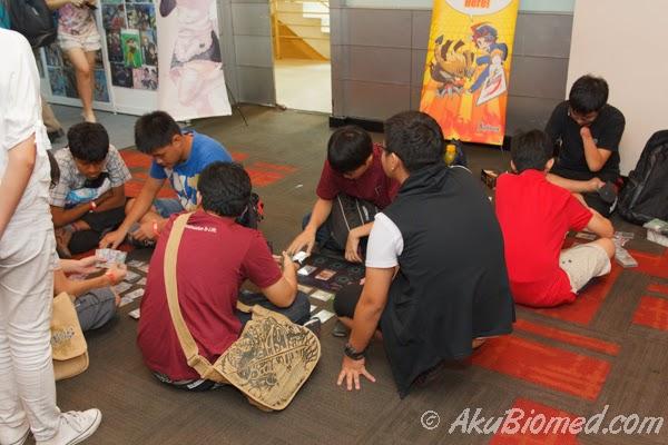 bermain kad