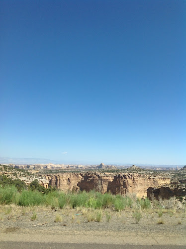 View from I-70, southern Utah.