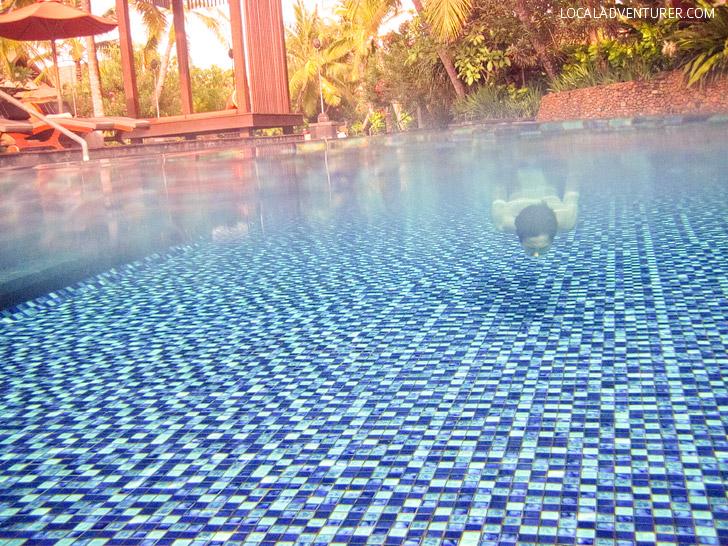 5 Star Resort in Bali Indonesia.