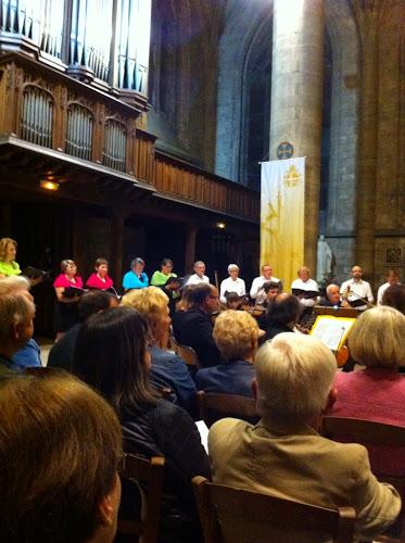 Peronne orgues concert
