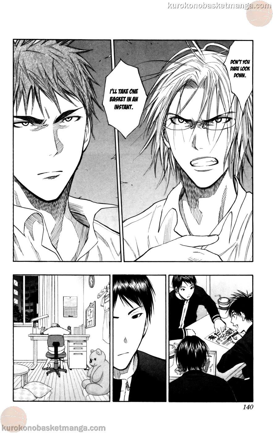 Kuroko no Basket Manga Chapter 96 - Image 14