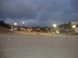 Beach in the Evening photos - Sao Pedro de Moel - Portugal