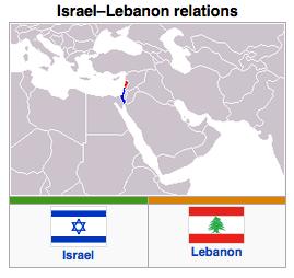 Israel–Lebanon relations