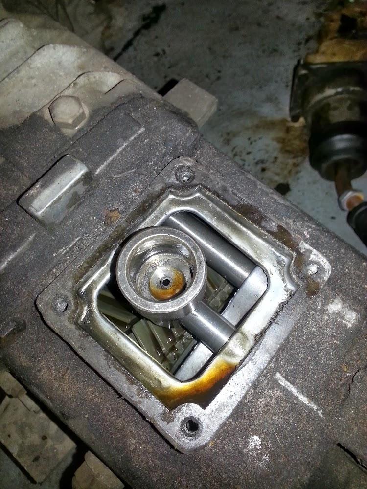 Getrag Nv3500 Repair manual
