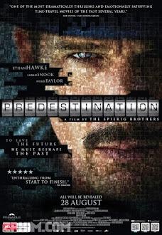 Định Mệnh - Predestination (2014) Poster
