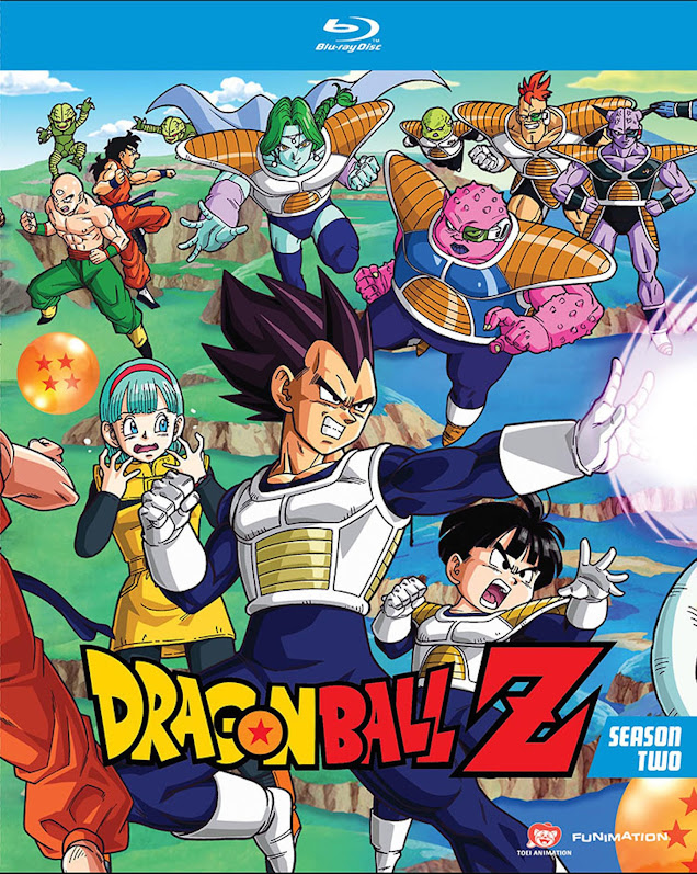 Dragon Ball Z – Temporada 2 [4xBD25]