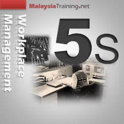 Manufacturing Operation Training: 5S & Workplace Management