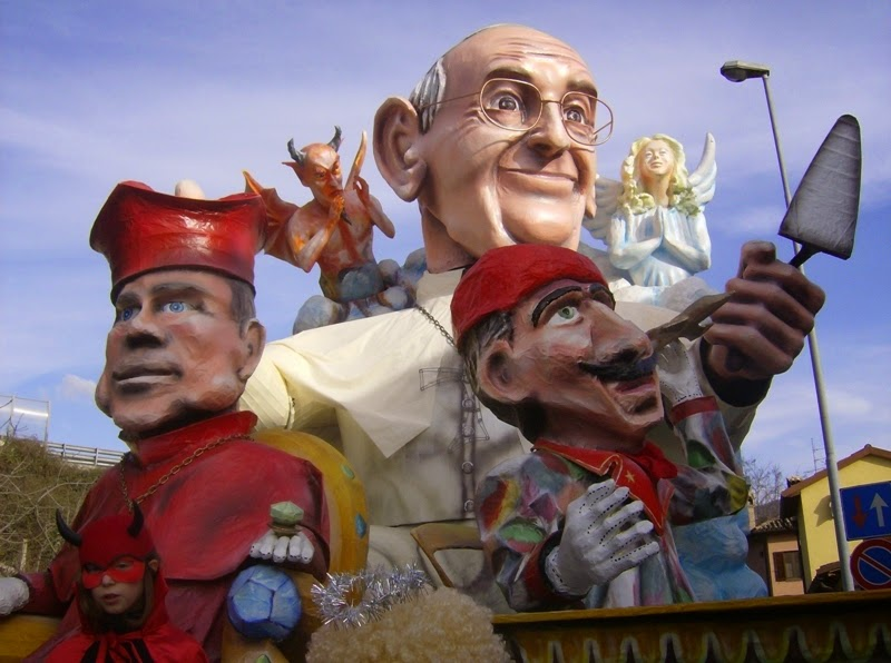 Sant'Eraclio: Carnevale dei Ragazzi