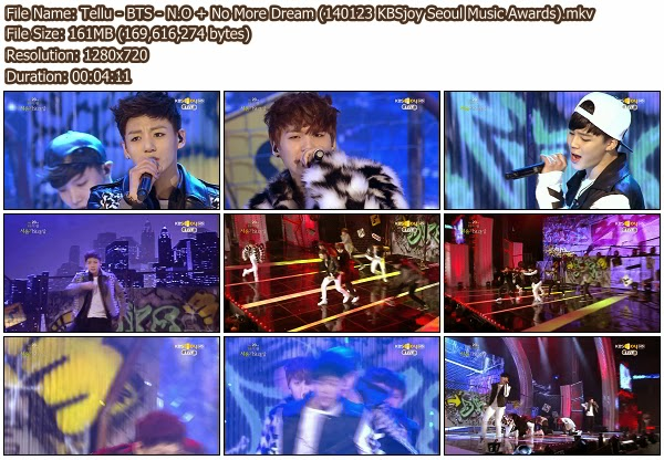 Download video bts no more dream live go