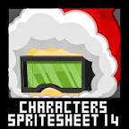 Ice Climber Character Spritesheet