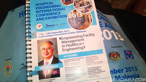 Hospital Engineering International Conference And Exhibition 2013