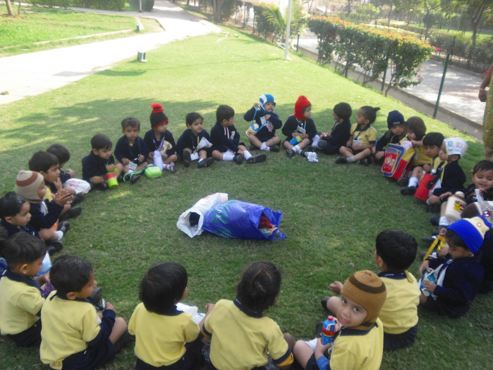 Pre School Activities And Education For Small Kids