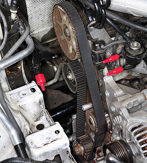 How to Replace a Timing Belt ? | Car and Moto Sports News