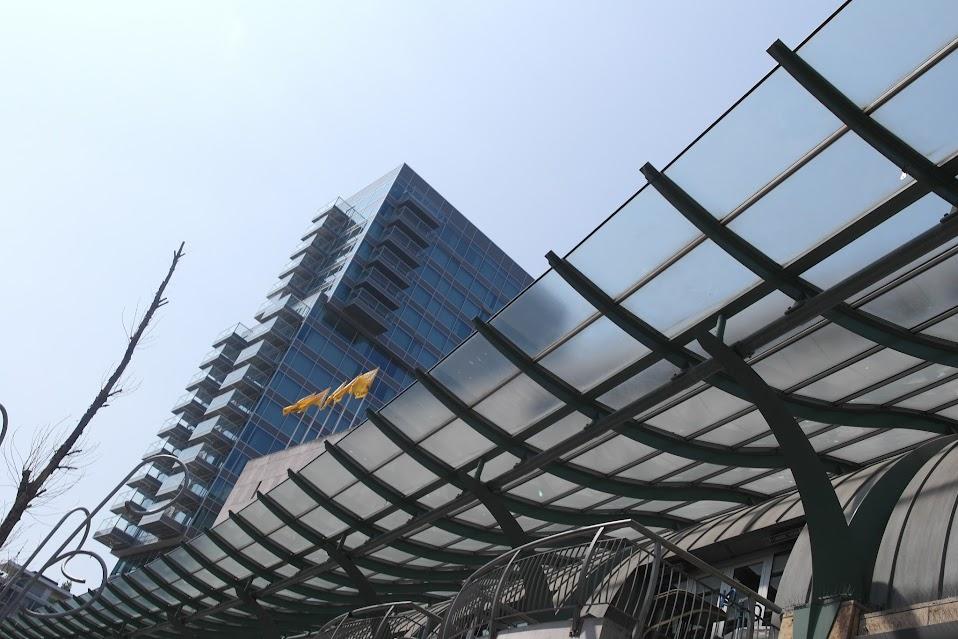 Rotterdam, architettura