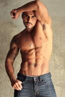 Efren Chacon - US Fitness Male Model