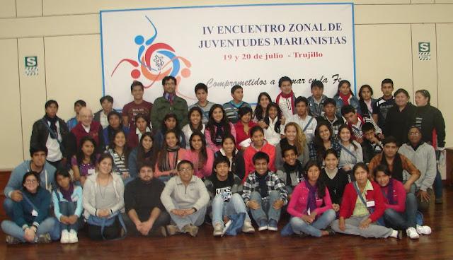 Jóvenes Marianistas de la Zona Norte