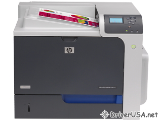 Driver HP Color LaserJet Enterprise CP4525dn Printer – Get and install steps