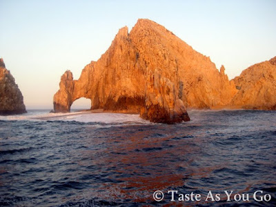 El Arco (The Arch) at the Tip of the Baja Peninsula in Los Cabos, Mexico - Photo by Michelle Judd of Taste As You Go