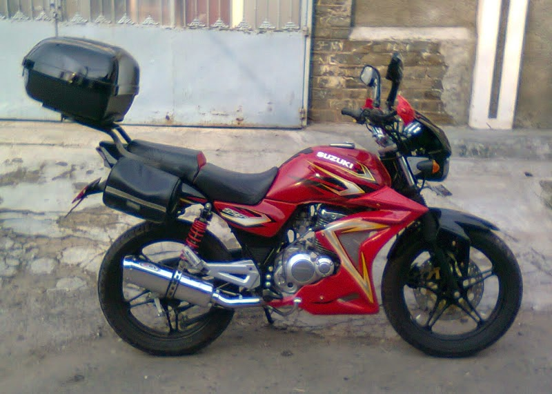 Motor Thunder Modifikasi Cb