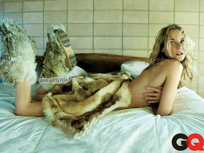 Diane Kruger GQ 黛安克魯格GQ寫真