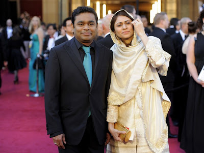 Indian Celebrities at Oscar Awards