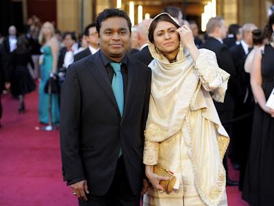 Indian Celebrities at Oscar Awards
