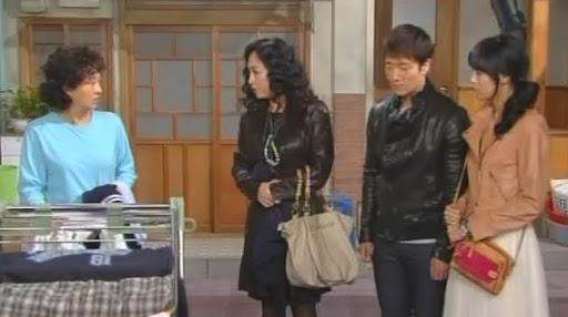 Lee Bo Hee, Park Hae Mi, Alex, Lee Joo Yeon
