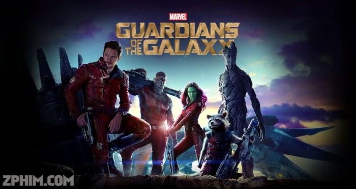 Ảnh trong phim Vệ Binh Dải Ngân Hà - Guardians of the Galaxy 1