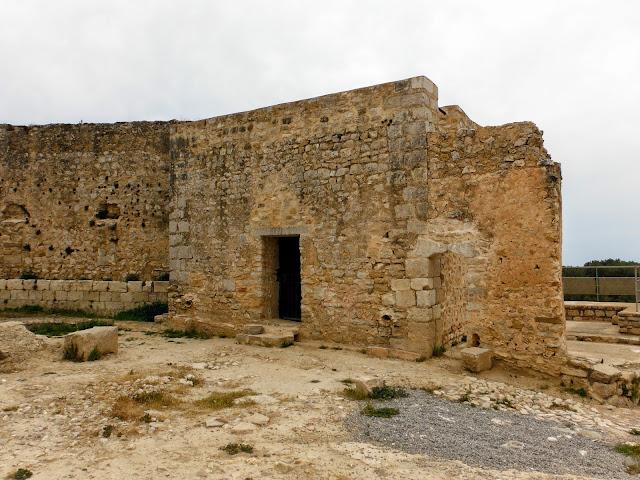 senderismo: Castillo de Alcala