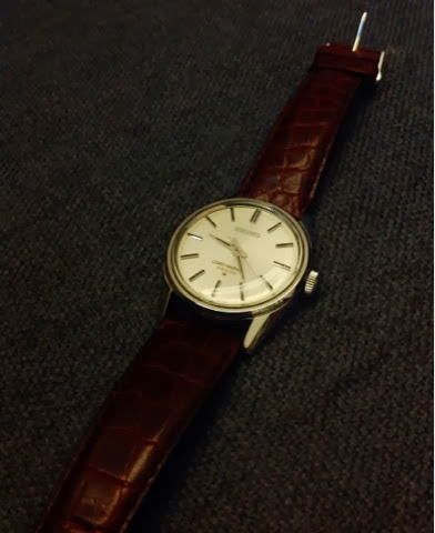 Vintage Watch Experience 古董手錶 Seiko Lord Marvel 5740 8000