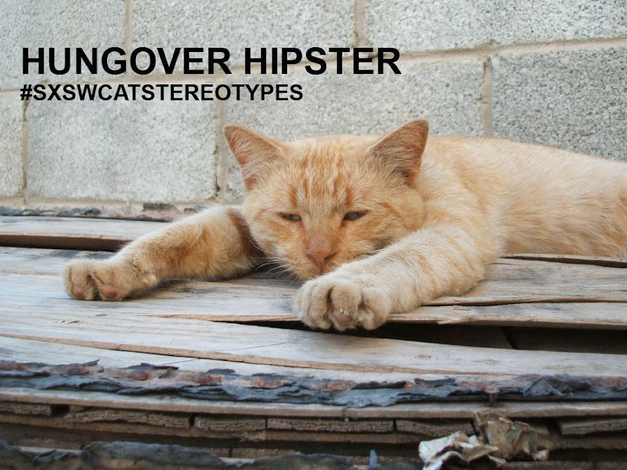 Hungover Hipster