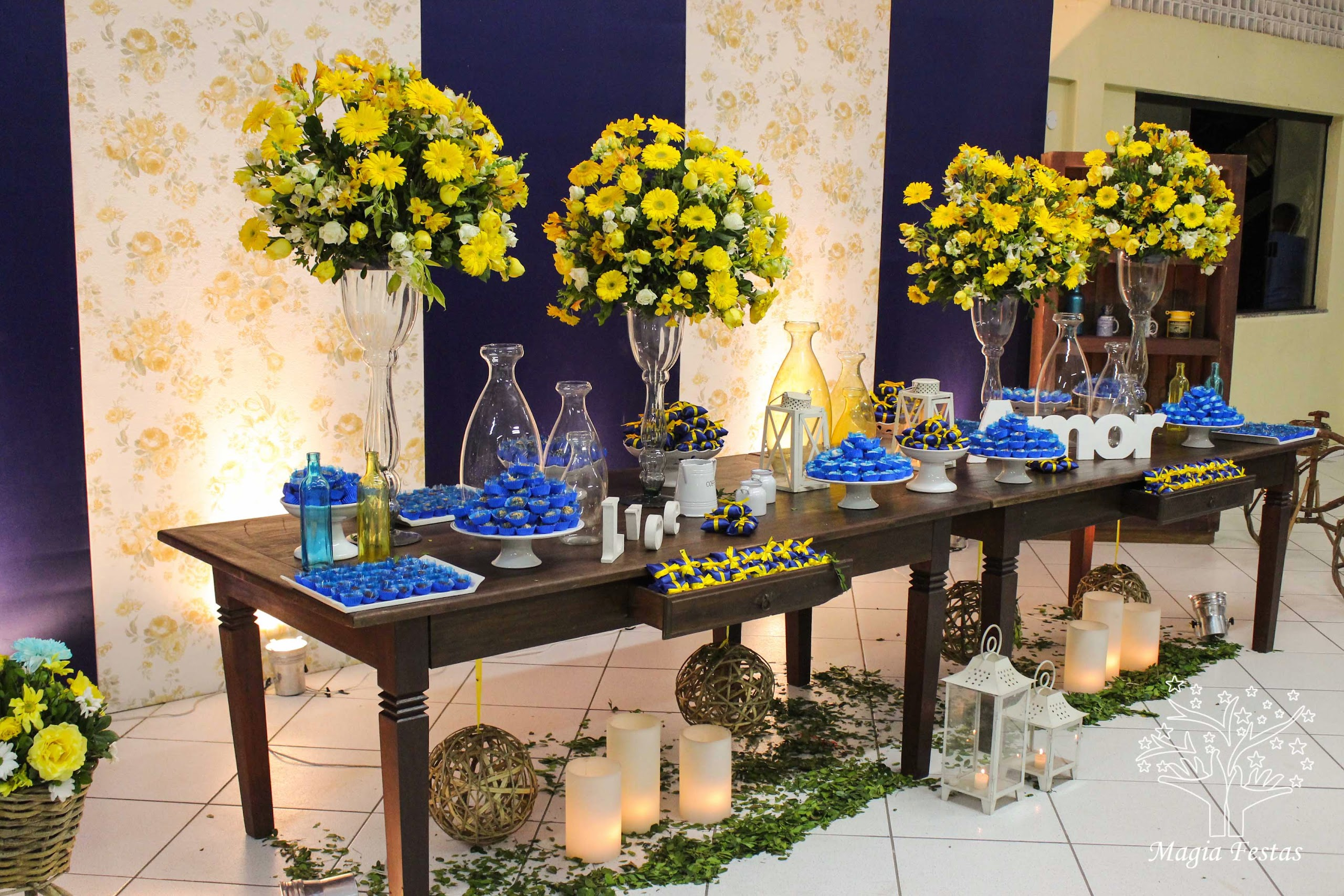 decoracao de casamento na igreja azul e amarelo:quinta-feira, 29 de maio de 2014