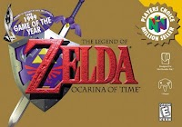 Jaquette du jeu The Legend of Zelda : Ocarina of Time